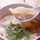 水餃子風ワンタンスープ