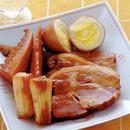 しょうゆ煮豚