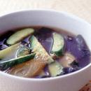 わかめときゅうりの簡単スープ
