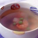 えびの中華風とろりスープ