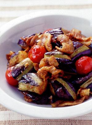 カレー風味の鍋しぎ
