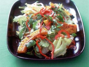 焼きかぼちゃのサラダ
