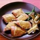 鮭のマスタードマヨネーズ焼き