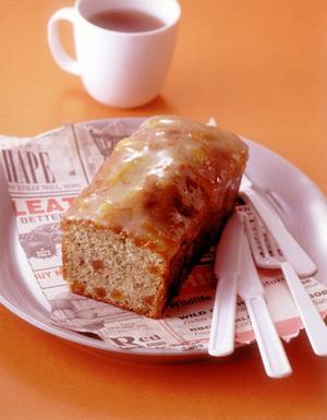オレンジと紅茶のパウンドケーキ