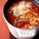トマト&エッグスープ