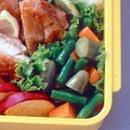 にんじんとピクルスのサラダ