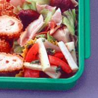 ごぼうとトマトのサラダ