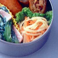大根とにんじんの中華サラダ