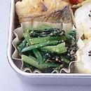 小松菜のごまあえ