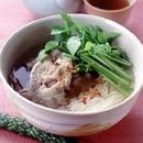 豚肉の温麺