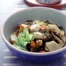 根菜と切り昆布の煮もの