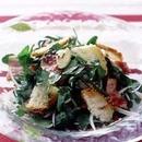 クレソンと玉ねぎのサラダ