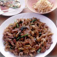 韓国風焼き肉