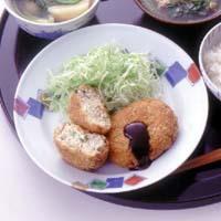 豆腐メンチ