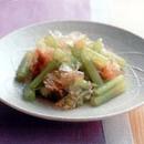 ふきの和風サラダ