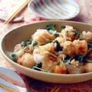 豆腐のカリカリ揚げ