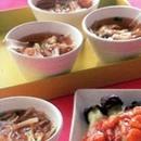 ごぼうの酸辣湯(スワンラータン)風スープ