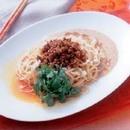 担担麺風スパゲティ