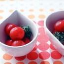 プチトマトのポン酢サラダ
