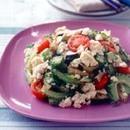 夏野菜のチャンプルー