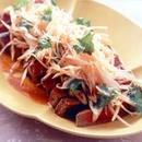 牛肉の中華風ステーキ