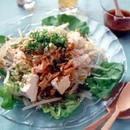 豆腐とツナのボリュームサラダ