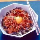 豚肉の韓国風照り焼き丼