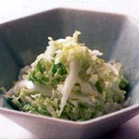 白菜の甘酢サラダ