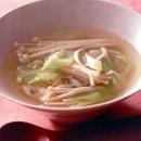 えのきとねぎのスープ