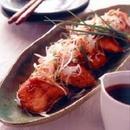 鮭の中華風ソテー