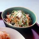 せん切り野菜の白あえサラダ
