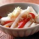 じゃこ風味の辣白菜(ラーパイツアイ)