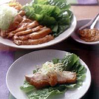 鶏肉の中華煮