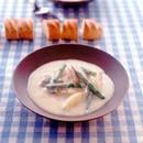 鮭とじゃがいものクリームシチュー