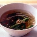 にらともやしのスープ