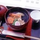 関東風すましの雑煮