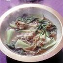 中華風豚鍋