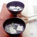 豆腐とせりの中華スープ