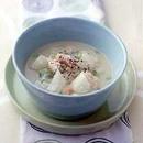 かぶとえびのスープ
