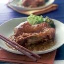 鶏のピリ辛照り煮