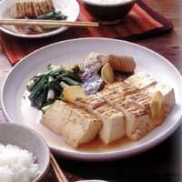 さばみそ豆腐