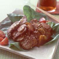 豚ヒレ肉の中華風ソテー