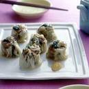 小松菜入り肉シュウマイ