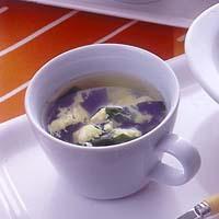 卵わかめスープ