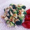 ブロッコリーのマヨネーズサラダ