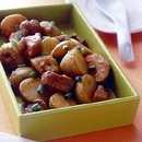 新じゃがと豚肉の中華風炒め煮