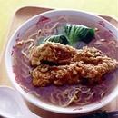 排骨湯麺(パイグータンメン)