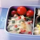ささ身と野菜のチーズ焼き