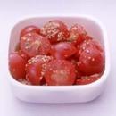 トマトのごま酢サラダ