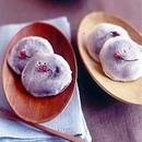 ごまあんの桜餅
